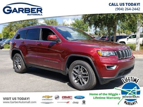 New 2018 Jeep Grand Cherokee Laredo w/ Navigation $8000 OFF RWD SUV