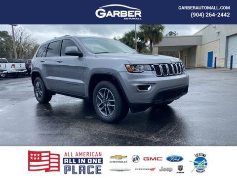 2020 Jeep Grand Cherokee Laredo X-Package, Trailer Tow With Navigation
