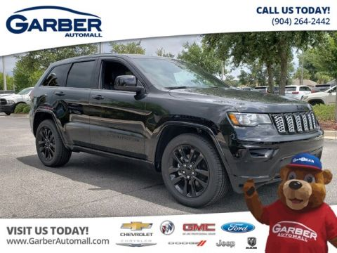New 2018 Jeep Grand Cherokee Altitude w/ Nav ON SALE