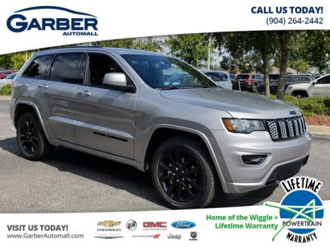 New 2019 Jeep Grand Cherokee Altitude in Loaner Service