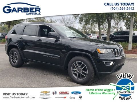 2019 Jeep Grand Cherokee Laredo X Pkg w/ Navigation
