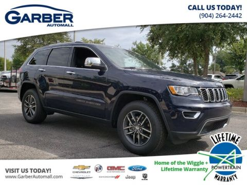 New 2018 Jeep Grand Cherokee Limited w/ Apple Car Play, $8000 OFF