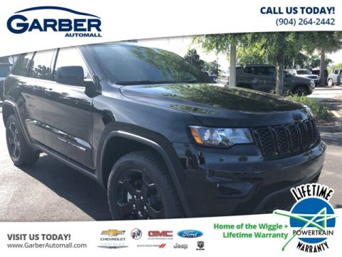 New 2019 Jeep Grand Cherokee Laredo Uplander 4x4 and Sunroof 4WD