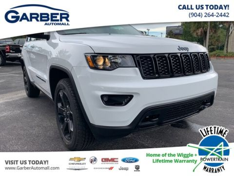 2020 Jeep Grand Cherokee Upland Edition 4WD