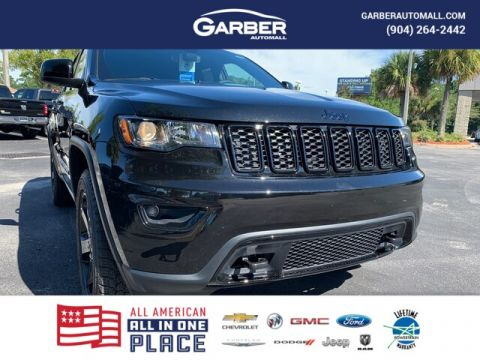 New 2020 Jeep Grand Cherokee Laredo 4x4, Uplander Package