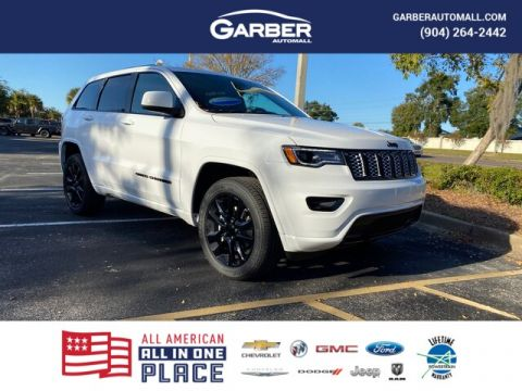 2020 Jeep Grand Cherokee Laredo 4x4, Suede Seats, Trailer Tow With Navigation & 4WD