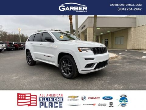 2020 Jeep Grand Cherokee Limited DEMO W/EXTRA REBATES With Navigation & 4WD