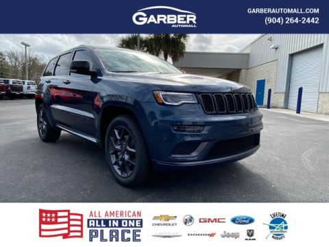 2020 Jeep Grand Cherokee Limited 4x4, X-Package, Dual Sunroof With Navigation & 4WD