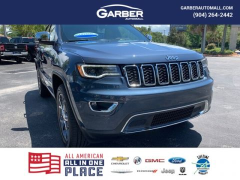New 2020 Jeep Grand Cherokee Limited 4x4, Premium Lights, 20 wheels""
