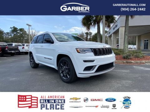 2020 Jeep Grand Cherokee Limited 4x4, X-Package, Trailer Tow With Navigation & 4WD