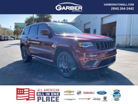 New 2020 Jeep Grand Cherokee Overland 4x4, Altitude Package