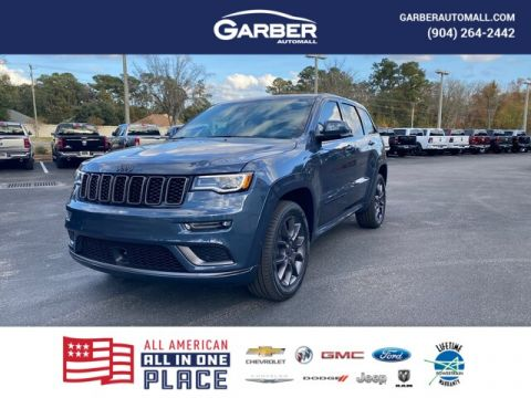 2020 Jeep Grand Cherokee Overland 4X4, High Altitude Edition With Navigation & 4WD