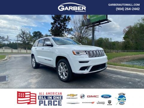 2020 Jeep Grand Cherokee Summit 4x4, loaded, see Interior ! With Navigation & 4WD