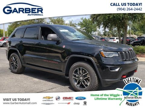 2018 Jeep Grand Cherokee Trailhawk 4X4 Hemi, $11,000 OFF 4WD