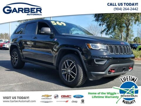 2018 Jeep Grand Cherokee Trailhawk 4X4 5.7L Hemi, $10,000 OFF 4WD