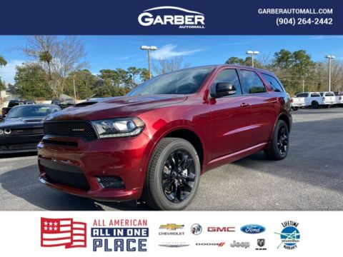 2020 Dodge Durango R/T Blacktop Package, Sunroof With Navigation