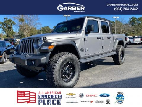 New 2020 Jeep Gladiator Sport 4x4, BAJA EDITION 4WD