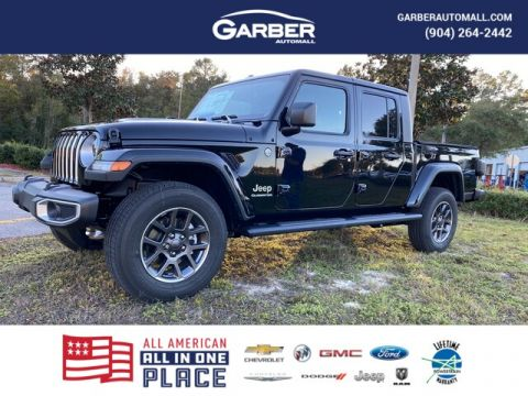 New 2020 Jeep Gladiator Overland 4x4, one of a kind, loaded, Hard Top 4WD