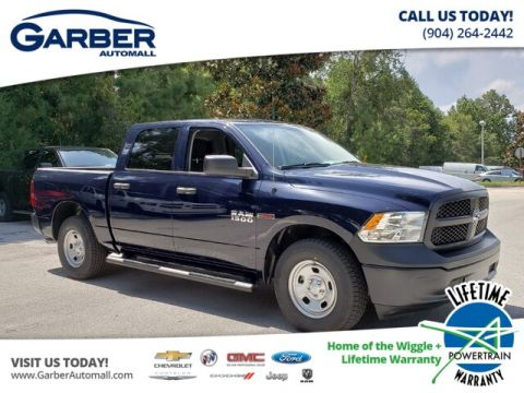 New 2018 RAM 1500 ST Crew 4x2 $12,000 OFF