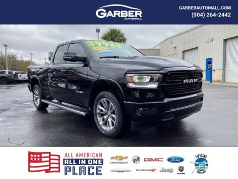 2020 Ram 1500 Laramie 4X2, DEMO W/REBATES AND 84 MONTH