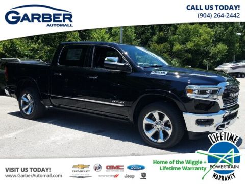 New 2019 RAM 1500 Limited Crew 4x2 Hemi With Navigation