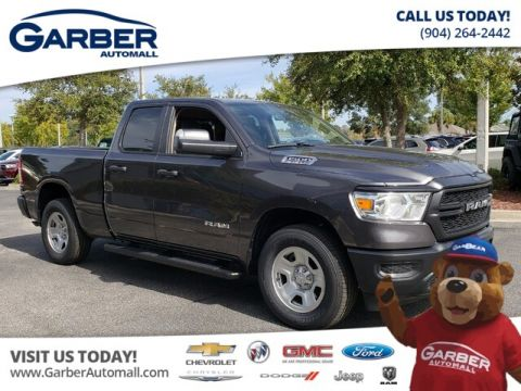New 2019 RAM 1500 Tradesman Quad 4x4 Hemi