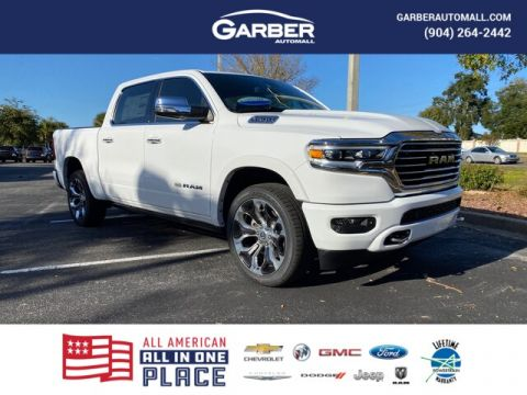 2020 Ram 1500 Longhorn 4x4, 22 in. wheels With Navigation & 4WD