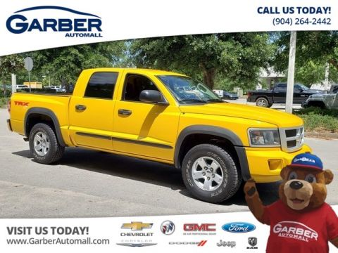 Pre-Owned 2008 Dodge Dakota TRX