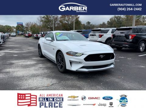 2020 Ford Mustang GT, 300A, Spoiler, Push Button Start,
