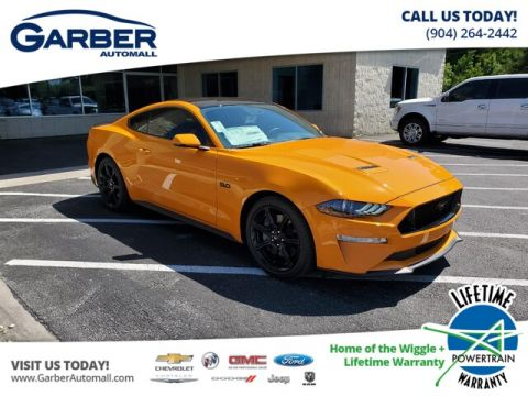 New 2019 Ford Mustang GT Premium RWD Coupe