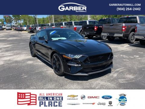 2020 Ford Mustang GT, 300A, Spoiler, Black Wheels