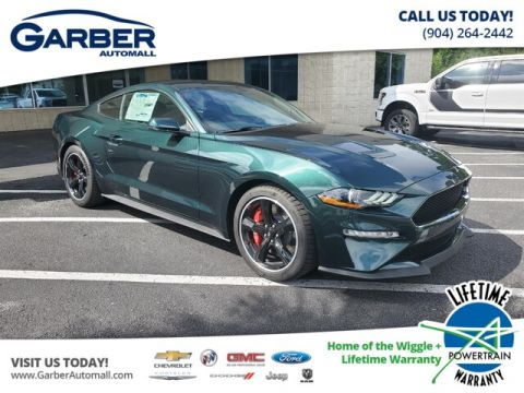 New 2019 Ford Mustang Bullitt With Navigation