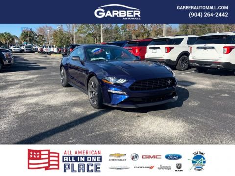 New 2020 Ford Mustang EcoBoost, 101A, Spoiler, NAV, With Navigation