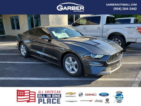 New 2019 Ford Mustang EcoBoost, 100A, 10-Speed Automatic