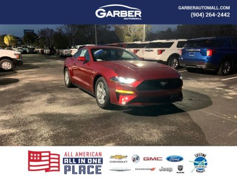 2020 Ford Mustang EcoBoost, 100A, Push Button Start,