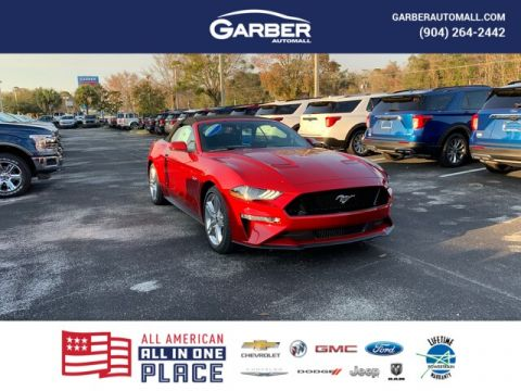 2020 Ford Mustang GT Premium, 400A, Spoiler, NAV, With Navigation