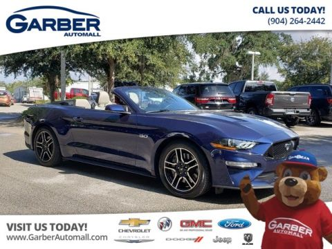 Pre-Owned 2018 Ford Mustang GT Premium w/Navigation