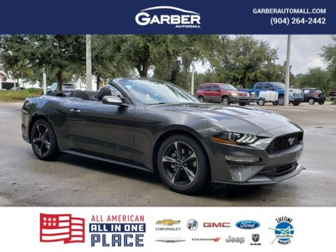 New 2019 Ford Mustang EcoBoost, 101A, Active Exhaust, NAV