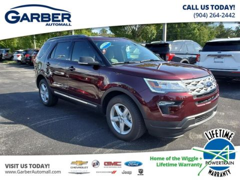 New 2019 Ford Explorer XLT, Technology Package, Navigation