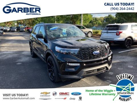 New 2020 Ford Explorer ST, Moonroof, Prem Tech Package, ST Street Pack