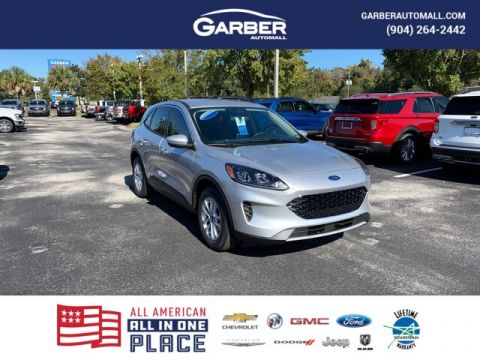 2020 Ford Escape SE, 200A, NAV, Rotary Gear, 360 Assist, With Navigation