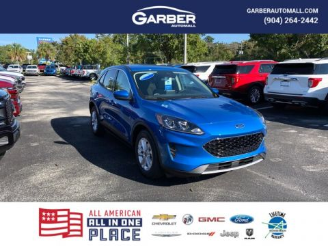 2020 Ford Escape SE, 200A, 360 Assist, NAV, Push Button Start With Navigation
