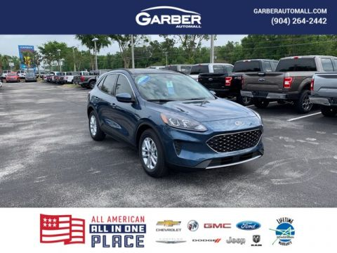 2020 Ford Escape SE, 200A, Co-Pilot 360, NAV, With Navigation