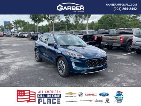 2020 Ford Escape SEL, 301A, Vista Roof, NAV, 18in Wheels With Navigation
