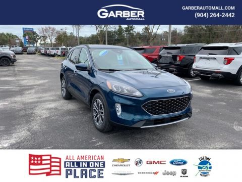 2020 Ford Escape SEL, 301A, 18in Wheels, Co-Pilot 360, NAV With Navigation