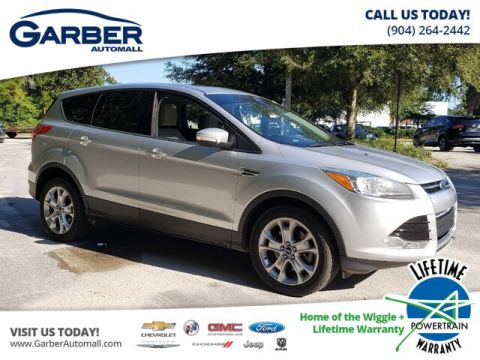 Pre-Owned 2013 Ford Escape SEL FWD SUV