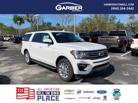 2020 Ford Expedition Max XLT, 202A, 360 Assist, Tow Package, NAV With Navigation & 4WD