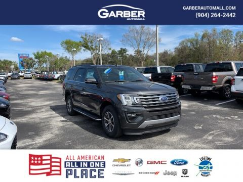 2020 Ford Expedition XLT, 202A, Tow Package, 18 in Wheels, Roof Rack