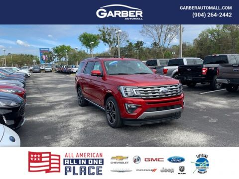2020 Ford Expedition Limited, 301A, 22in Wheels, Vista Roof With Navigation