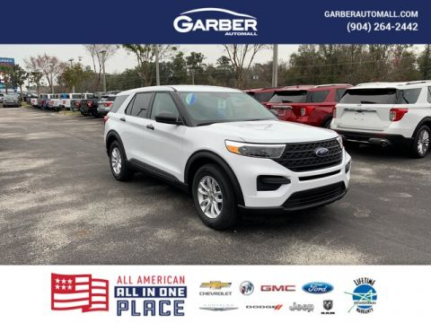 New 2020 Ford Explorer Base, 100A, Co-Pilot 360